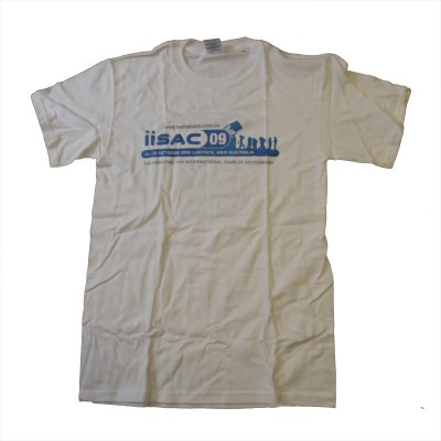 IISAC2009 White T-Shirt