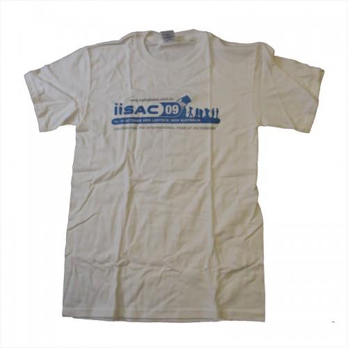 IISAC2009 White T-Shirt