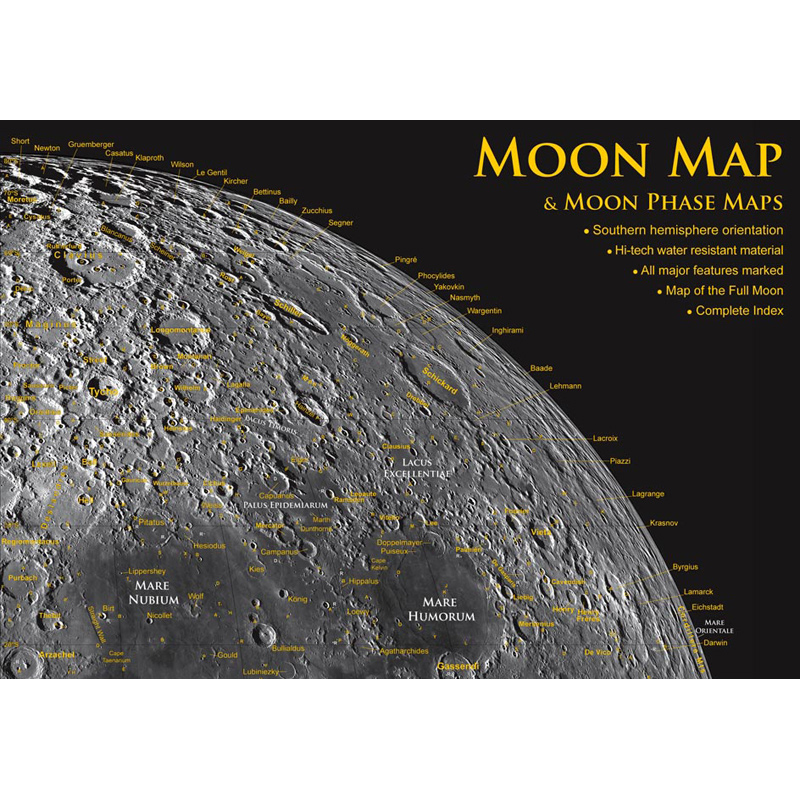 Moon Phase Maps  IceInSpace Shop