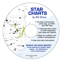 Star Charts CD