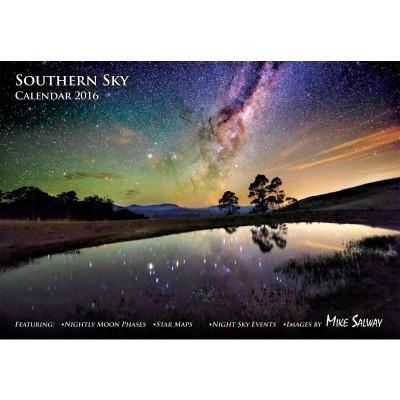 Southern Sky 2016 Calendar