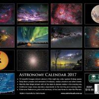2017 Astronomy - Back