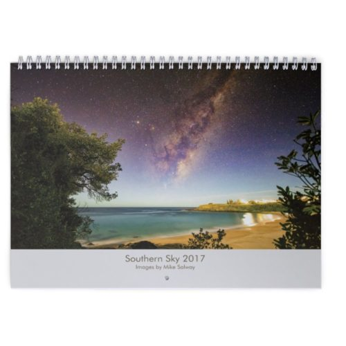 Southern Sky Calendar 2017