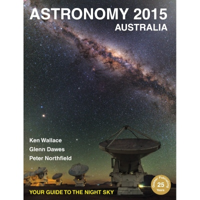 Astronomy Yearbook 2015