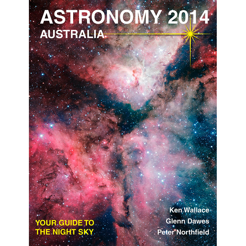 Almanacs Yearbooks: Astronomy 2014 Yearbook Now Available