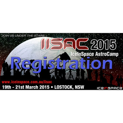 IISAC2015 Registration