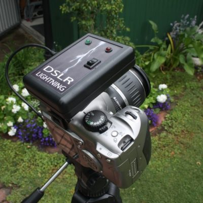 DSLR Lightning Trigger