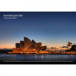 Australian Sky 2012 Calendar