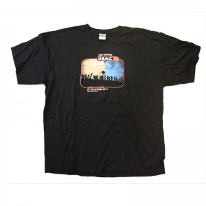 IISAC2011 Black T-Shirt