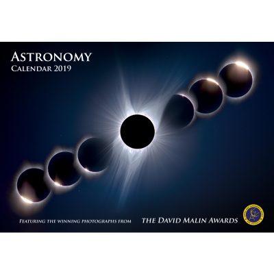 Astronomy Calendar 2019 Cover
